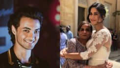 Aayush Sharma finally reveals why Arpita deleted Katrina's pic with her mother Salma