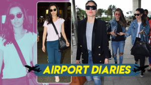 bollywood celebs airport august 18