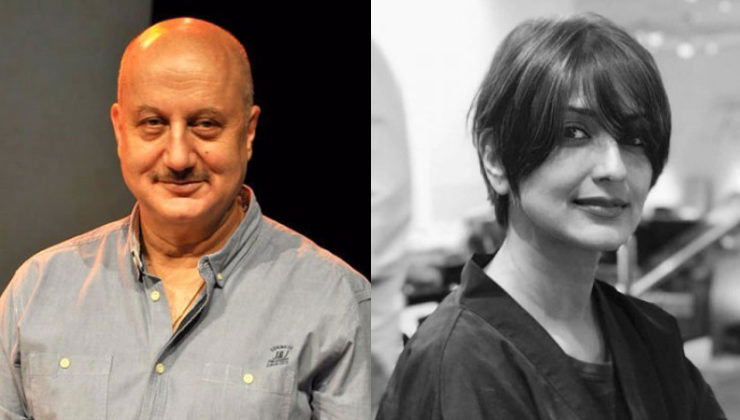 Sonali Bendre is my Hero: Anupam Kher pens an emotional message