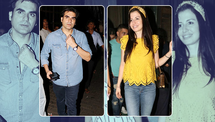 Arbaaz Khan to tie the knot with Georgia Andriani?