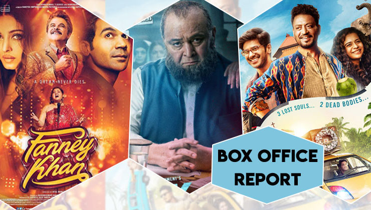 Box Office Report: First week collection of 'Mulk' and 'Karwaan' leave behind 'Fanney Khan'