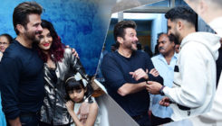 Aishwarya Rai, Abhishek and others at 'Fanney Khan' screening