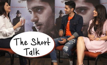 Video: Utkarsh Sharma and Ishita Chauhan talk about their 'Genius' experience