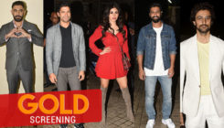 'Gold' Screening: Mouni Roy, Farhan Akhtar, Vicky Kaushal and others attend