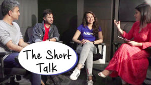 Watch: Sonakshi Sinha, Jassie Gill and Mudassar Aziz's 'Happy' Conversation