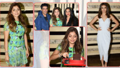 Kanika Kapoor celebrates her birthday with Kiara Advani, Manish Malhotra and others