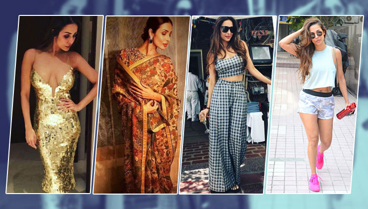 From party to gym: Get all the fashion inspiration from Malaika Arora!