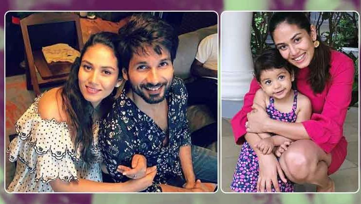 Shahid Kapoor's wife Mira reveals who will name their second child
