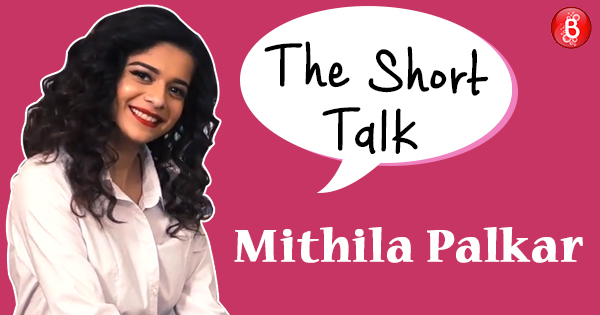 Mithila Palkar talks about her debut film 'Karwaan'
