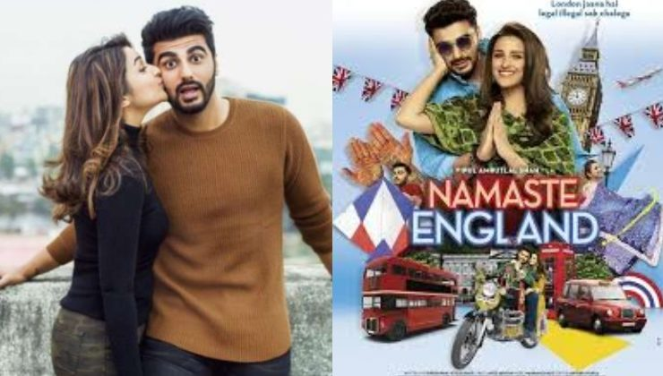 'Namaste England' New Posters: Parineeti and Arjun look too cute for words