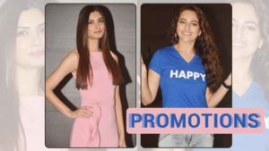 'Happy Phirr Bhag Jayegi' cast promotes the film with perfect swag!