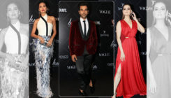 Vogue Beauty Awards: Bollywood Celebs set the red carpet on fire with their style