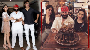 Saif Ali Khan birthday bash: Kareena, Sara, Ibrahim ring in the actor's birthday in style