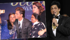 Shah Rukh Khan supports acid attack victims through Meer foundation