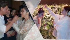 Check out the pictures and videos from Manisha Koirala's birthday bash