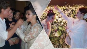pics videos manisha koirala birthday bash
