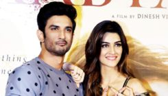 Has Kriti Sanon called it quits with Sushant Singh Rajput?