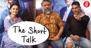 Anubhav Sinha, Taapsee Pannu and Prateik Babbar get candid about 'Mulk' movie