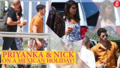 Lovebirds Priyanka Chopra and Nick Jonas seen holidaying in Mexico