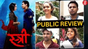 See: Public Review of Shraddha Kapoor and Rajkummar Rao's 'Stree'