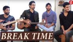 Break Time with singing sensation 'Sanam'