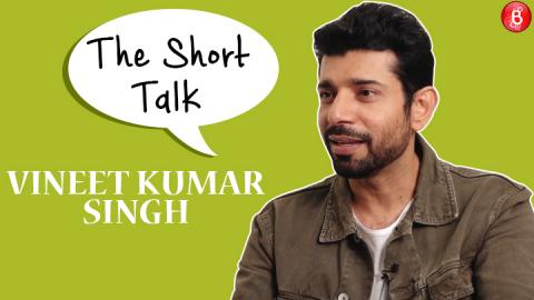 Short Talk: Watch Vineet Kumar Singh's reaction to the success of 'Gold'
