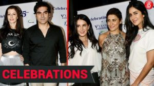 Yasmin Karachiwala celebrated 25 years of fitness training along with her Bollywood besties