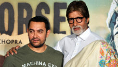 Aamir shares about his fanboy moment while working with Amitabh Bachchan in 'Thugs Of Hindostan'