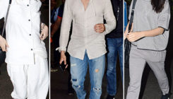 Shraddha Kapoor, Sidharth Malhotra and other Bollywood bigwigs spotted at the airport