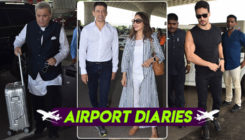 Airport Diaries: Madhuri Dixit, Tiger Shroff and Rishi Kapoor were at their stylish best