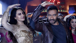 In pics: Sonakshi and Ajay Devgn are all set to slay in the recreated version of 'Mungda' song