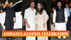 Ganesh Chaturthi 2018: Shah Rukh, Salman and Aamir Khan were in attendance at Mukesh Ambani's Ganpati celebrations