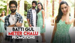 In Pics: Shahid Kapoor and Shraddha Kapoor promote 'Batti Gul Meter Chalu' in Delhi