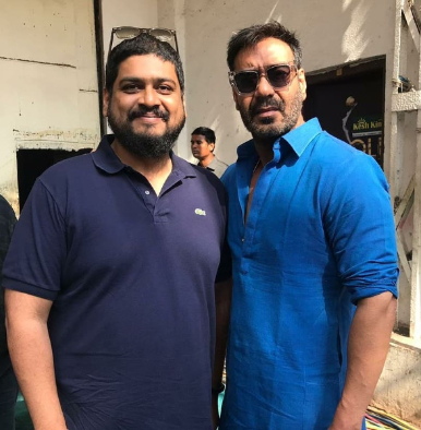 ajay devgn taanaji shoot begins