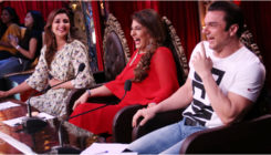 In pics: Parineeti Chopra had a blast on the sets of Comedy Circus