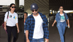 In pics: Ranbir Kapoor, Yami Gautam and Swara Bhasker's airport fashion game is on point
