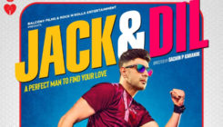 'Jack and Dil' posters: Amit Sadh looks suave in his role as an aspiring detective