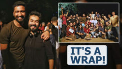 It's a wrap for Yami Gautam and Vicky Kaushal on Aditya Dhar's film 'Uri'