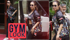 See pics: Malaika Arora raises the temperature with her gym look