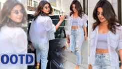 OOTD: Priyanka Chopra's attire is perfect for a casual outing!