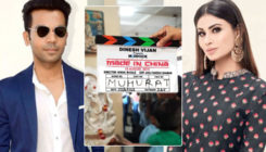 Rajkummar Rao and Mouni Roy begin shooting for 'Made In China'