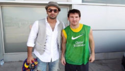 This is what Ranbir Kapoor received from football star Lionel Messi on his birthday