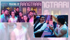 'Loveratri': Watch what went into the making of the energetic 'Rangtaari' song