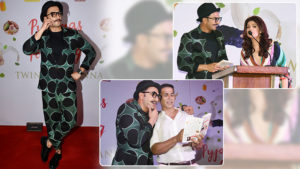akshay kumar ranveer singh twinkle khanna launch pyjamas are forgiving