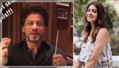 Shah Rukh completes 'Sui Dhaaga' challenge; declared as the winner by Anushka