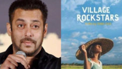 Find out Salman Khan's hilarious reaction on 'Village Rockstars' being India's entry for Oscars