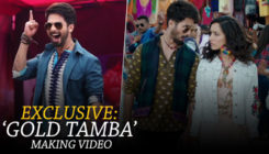 EXCLUSIVE: Watch the making of the 'Gold Tamba' song from 'Batti Gul Meter Chalu'
