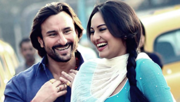 Sonakshi Sinha and Saif Ali Khan in Anurag Basu's next?
