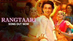 Loveratri Rangtaari song