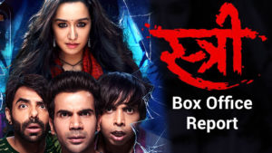 Stree box office crosses 100 crore mark